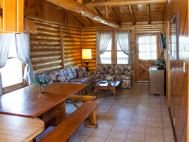 Cozy Log Cabins